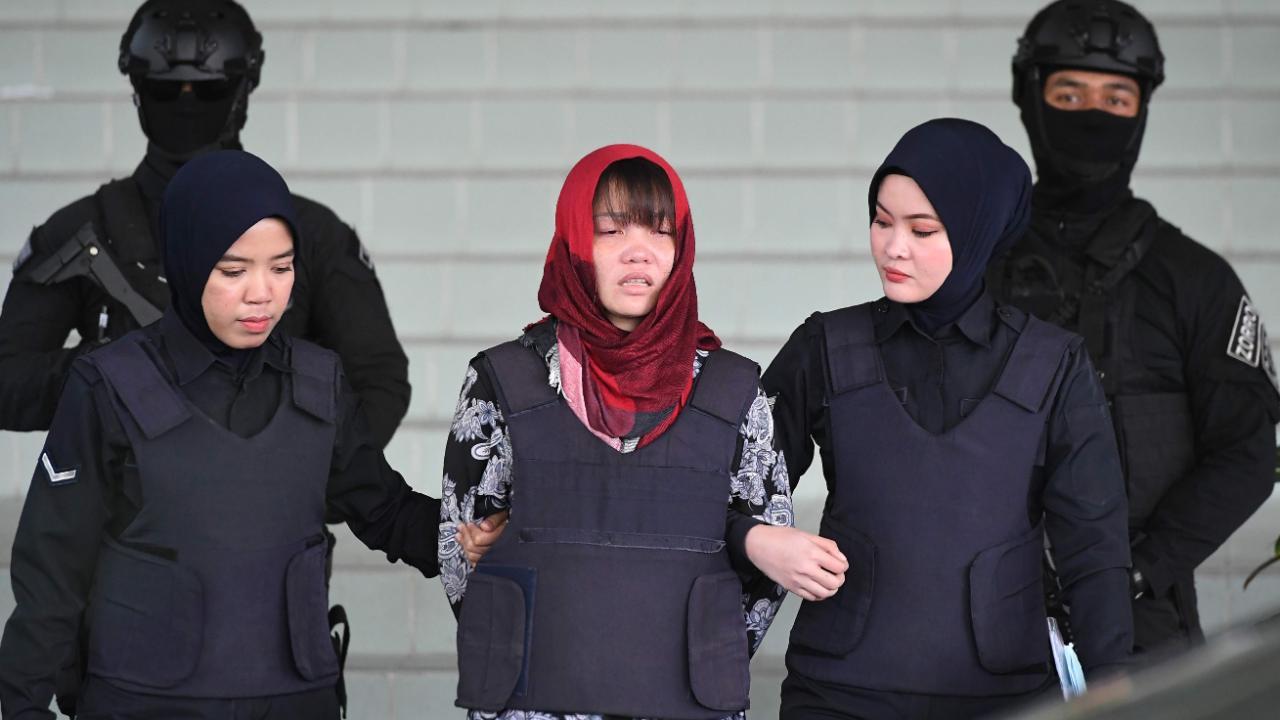 Kim-Killerin Kommt Einen Monat Nach Verurteilung Frei